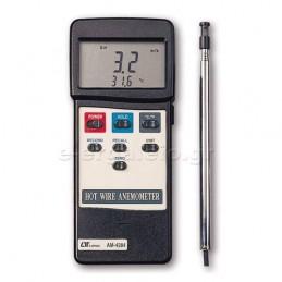 Ανεμομετρο-θερμομετρο AM-4204