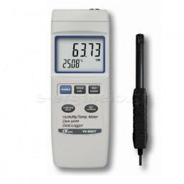 Υγρασιομετρο-θερμομετρο LT YK-90HT