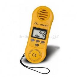 Υγρασιομετρο-θερμομετρο LM-81HT