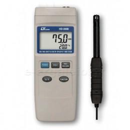 Υγρασιομετρο-μετρητης σημειου δροσιας LT HD-3008