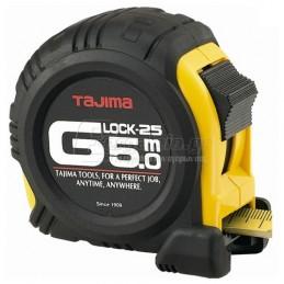 Μετρο 5m TAJIMA G-LOCK 25 (λαστιχενια επενδυση)