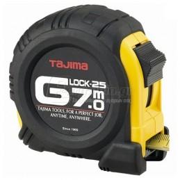 Μετρο 7m TAJIMA G-LOCK 25 (λαστιχενια επενδυση)