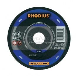 Δισκος κοπης μεταλλου Φ180x1.5mm RHODIUS XT67