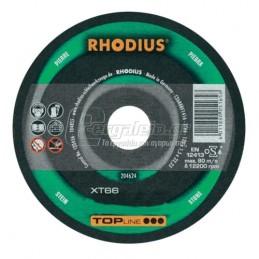 Δισκος κοπης πετρας Φ115x1.5mm RHODIUS XT66