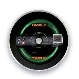 Διαμαντοδισκος κεραμικων Φ125x1.6mm RHODIUS DG50