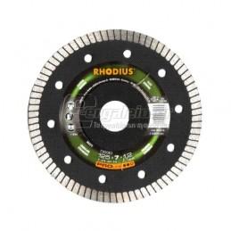 Διαμαντοδισκος δομικων υλικων Φ230x1.6mm RHODIUS DG30
