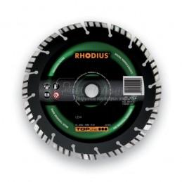 Διαμαντοδισκος γρανιτη Φ180x2.4mm RHODIUS LD4