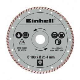 Einhell Διαμαντοδισκος κοφτη πλακιδιων Φ180x1.6mm 4301176