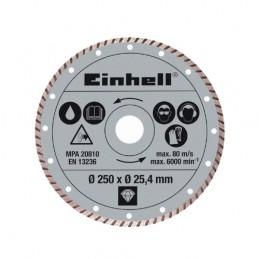 Einhell Διαμαντοδισκος κοφτη πετρας 250x25.4mm 4301177