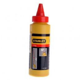 Κιμωλια 113gr (κοκκινο) STANLEY 1-47-404