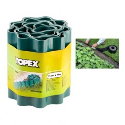 Διαχωριστικο εδαφους για παρτερια 10cm TOPEX 15A500