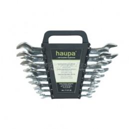 Σετ γερμανικα κλειδια διπλα 6-22mm (8τεμ.) HAUPA 110130