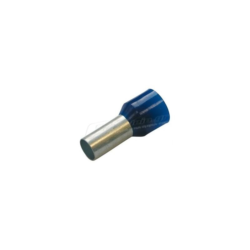 Ακροδεκτης κως μυτης μονωμενος 2.5/8 HAUPA 270810 (100τεμ.)
