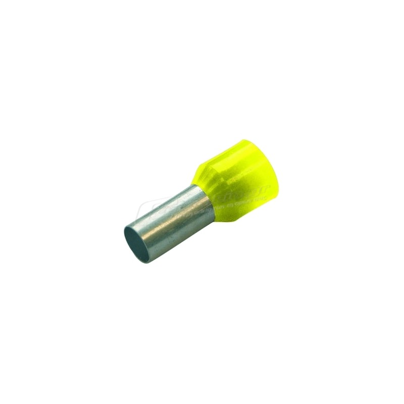 Ακροδεκτης κως μυτης μονωμενος 6/12 HAUPA 270818 (100τεμ.)