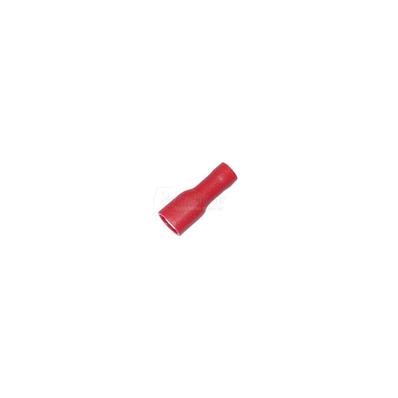 Ακροδεκτης φαστον θηλυκο πληρως μονωμενος 0.5-1.0mm HAUPA 260414