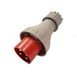 Φις αρσενικο 400V 4x125A IP67 PCE 044-6