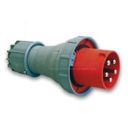 Φις αρσενικο 400V 5x125A IP67 PCE 045-6