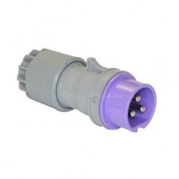 Φις αρσενικο 24V 3x16A IP44 PCE 063 Twist