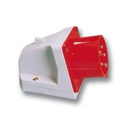 Φις αρσενικο επιτοιχο 400V 5x32A IP44 PCE 525-6