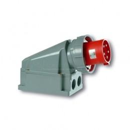 Φις αρσενικο επιτοιχο 400V 5x63A IP67 PCE 535-6