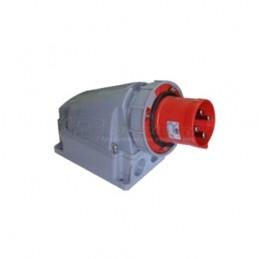 Φις αρσενικο επιτοιχο 400V 4x63A IP67 PCE 534-6