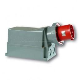 Φις αρσενικο επιτοιχο 400V 5x125A IP67 PCE 545-6