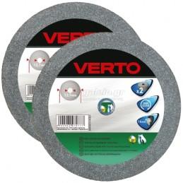 Πετρα για διδυμο τροχο 2τμχ 150x20x12.7mm VERTO 61H605 070784