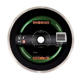 Διαμαντοδισκος κεραμικων Φ125x1.6mm RHODIUS DG45