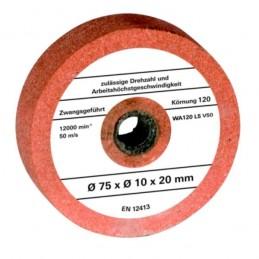 Einhell Πετρα τροχισματος K120 για TH-XG75 75x10x20mm 4412625