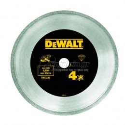 Διαμαντοδισκος κεραμικων Φ125x1.6mm DEWALT DT3736