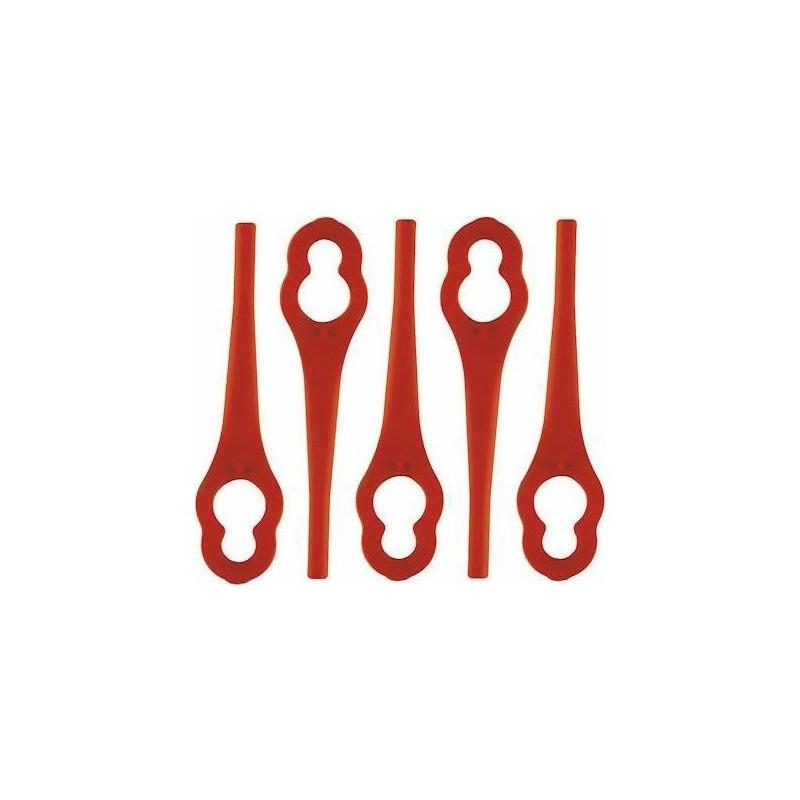 Einhell Σετ ανταλλακτικα μαχαιρακια 20τμχ για χορτοκ/κα 3405730