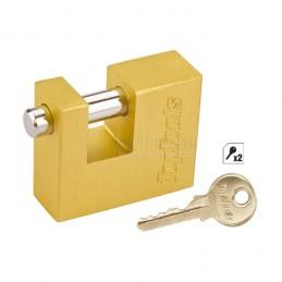 Λουκετο 90mm 2 κλειδια TOP TOOLS 90U263 902634