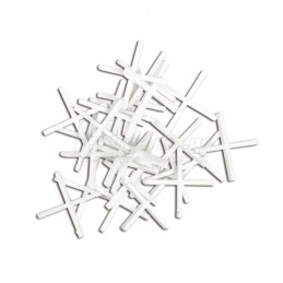 Σταυροι πλακιδιων 100τεμ. 5.0mm TOPEX 16B550