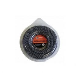 Μεσινεζα 4.3mm 23m NAKAYAMA Carbon3 TWIST CT4323 011842