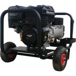 Γεννητρια βενζινης με μιζα 230V 8.0KVA HYUNDAI 8000AVR 40D22-7