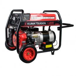Γεννητρια βενζινης 230V 10KVA KUMATSU GB10000MP 018438