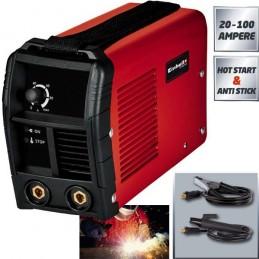 Einhell Ηλεκτροκολληση Inverter 100A TC-IW110 1544160
