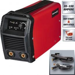 Einhell Ηλεκτροκολληση Inverter TIG-WIG 150A TC-IW150 1544170