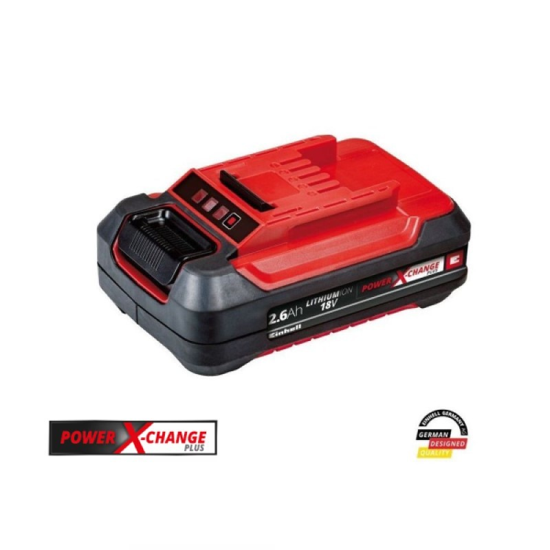 Einhell Μπαταρια 18V 2.6AH Li-ion POWER X-CHANGE 4511436