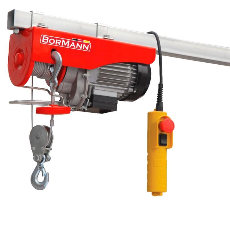 Γερανακι ηλεκτρικο 200/400kg BORMANN BPA4000 000211