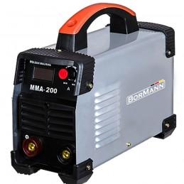 Ηλεκ/ληση Inverter 200A BORMANN BIW2000