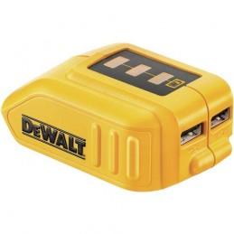 DEWALT DCB090 Φορτιστης με USB για μπαταριες XR 10.8-18V & 54V