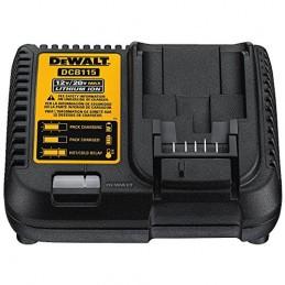 DEWALT DCB115 Φορτιστης μπαταριων XR 10.8-18V Li-on