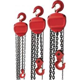 Παλαγκο αλυσιδας 1000Kg/3m BORMANN BPA9130 020790