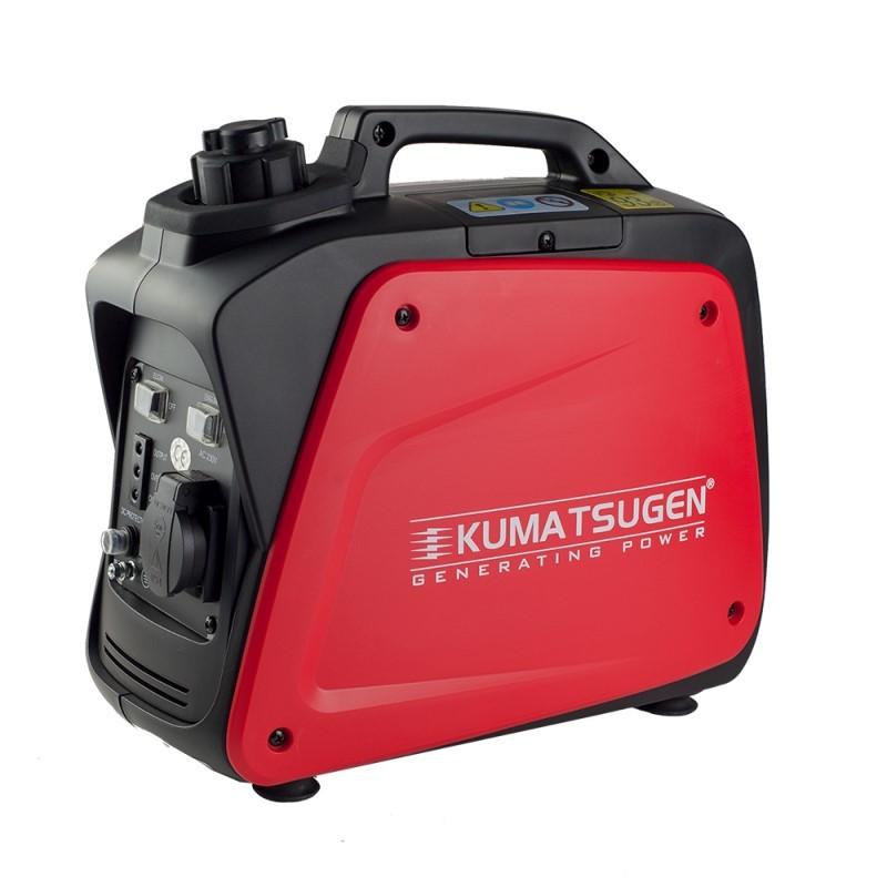 Γεννητρια βενζινης 1.0kVA Inverter KUMATSU GB1400I 018162