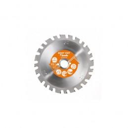 Δισκος γενικης κοπης 165x20mm 24 δοντιων EINHELL 49583338