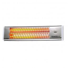 Θερμαστρα χαλαζια επιτοιχια μπανιου 1200W BORMANN BEH4000 023098