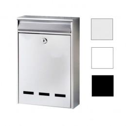 Γραμματοκιβωτιο Λευκο BORMANN BMB1002 022428
