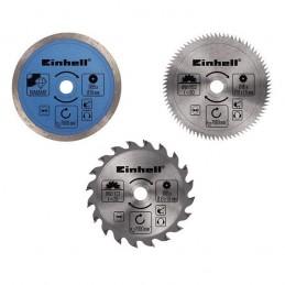 Σετ δισκοι κοπης για TC-CS860/1 Φ85x10mm 6τμχ EINHELL 4502128