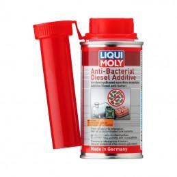 Αντιβακτηριδιακο προσθετο πετρελαιου 125ml LIQUI MOLY 20940